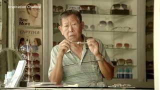 Iklan Inspiratif Thailand, inspirasi Dan motivasi