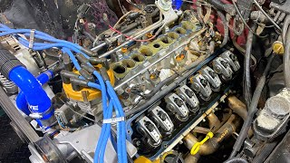 $3000 Copart 89 Ford Foxbody Mustang GT Engine PT 1 - Not Stock!