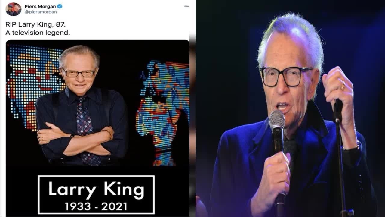 Celebrities, leaders remember Larry King as 'talk-show legend and ...