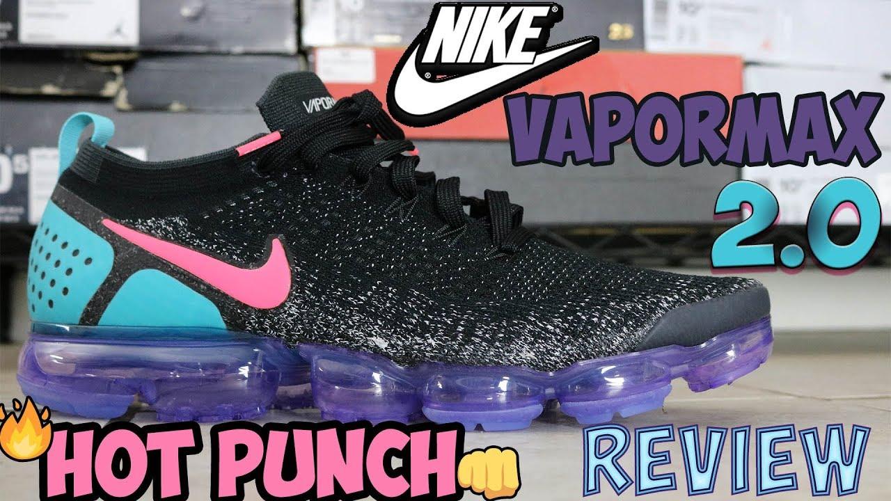 vapormax 2.0 hot punch