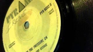 keep the pressure on - winston and george - pyramid 1967