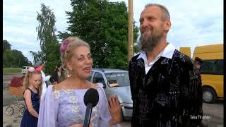 """""""Latvijas stāsti. Personības"""" - Antra un Ugis Puriņi (24.09.2017.)"""