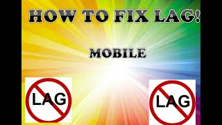 How to fix lag in zombsroyale.io (mobile)