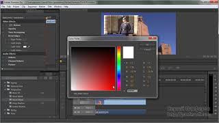 Adobe Premiere Pro   эффекты для картинки в картинке