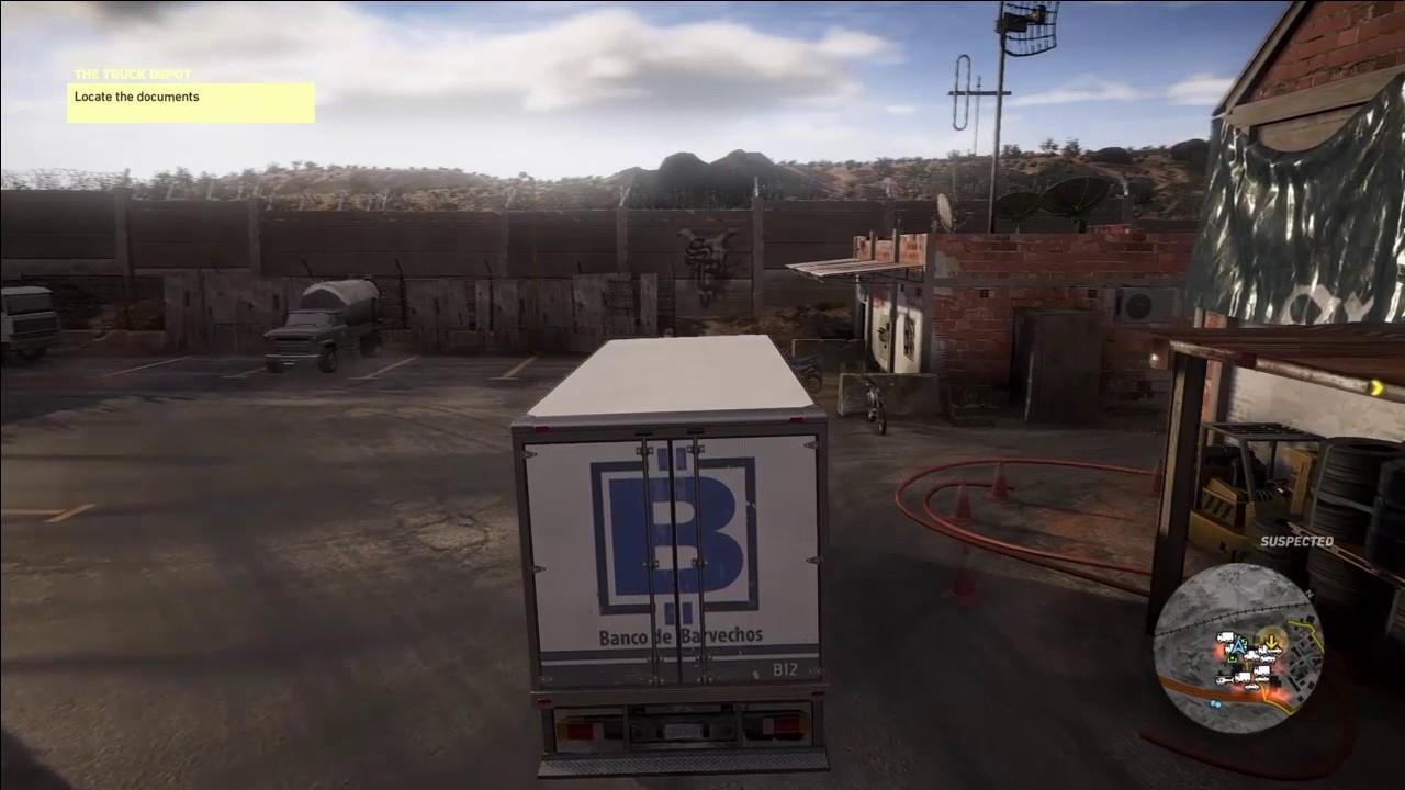 Ghost Recon Wildlands: Koani, The Truck Depot Walkthrough