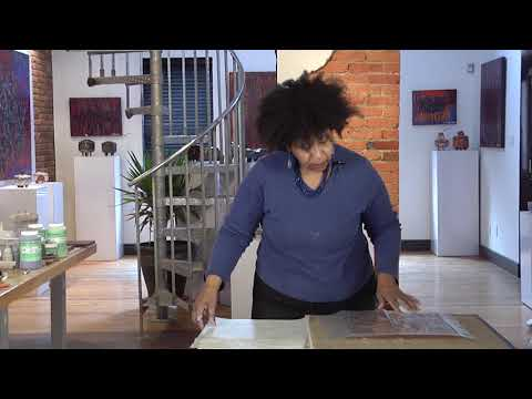 Make Your Own Ceramic Mosaic Table Top | ANGELICA POZO
