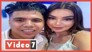 """عمر كمال وجوهرة يغنيان """"حلوة يا بلدى"""".. فيديو - اليوم السابع"""