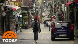 As South Korea Reopens, New Coronavirus Cluster Traced To Nightclub Visitor | TODAY