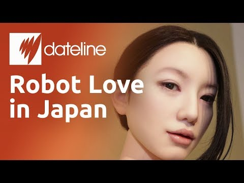 Robot Love In Japan
