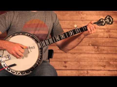 """Lynyrd Skynyrd """"Sweet Home Alabama"""" Banjo Lesson (With Tab)"""