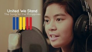 Maria Aragon - United We Stand - The Song for the Philippines