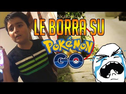 Le Borran Su Pokémon GO y Pasa Esto :v