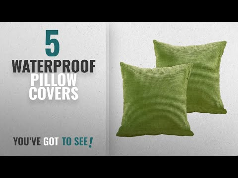 Top 10 Waterproof Pillow Covers 2018 : Do4u 320g Thick