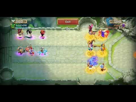 Íme A Nagy Titkom!   Castle Clash Fortress Feud 2020 04 19