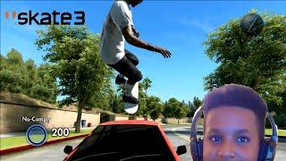 FLIP OVER A CAR | Skate 3 Video