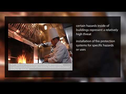2015 International Fire Code® Essentials - Fire/Life Safety Systems And Features
