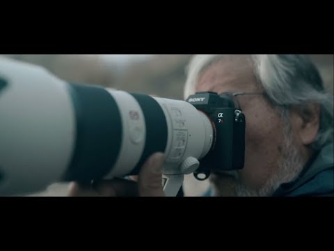 Capturing true emotions with Michael Yamashita | Sony A7RIII & G Master | Window to the soul