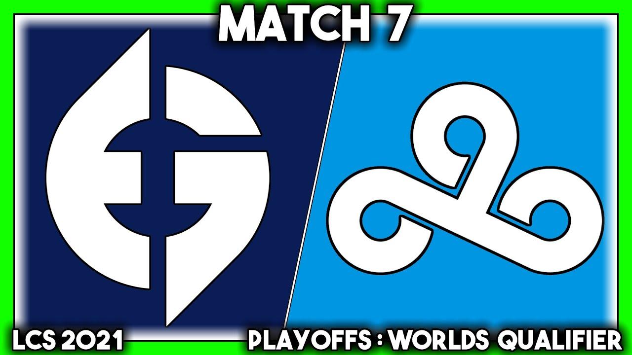 Download THE TRITE (LCS 2021 CoStreams | Playoffs: Worlds Qualifier | Match 7: EG vs C9)