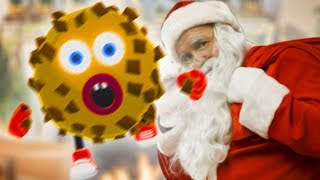 АРМИЯ ПЕЧЕНЕК vs. САНТА КЛАУСА НА НОВЫЙ ГОД! (Cookies VS. Claus)