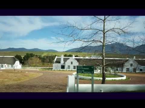 Wine Tasting in Tulbagh, South Africa
