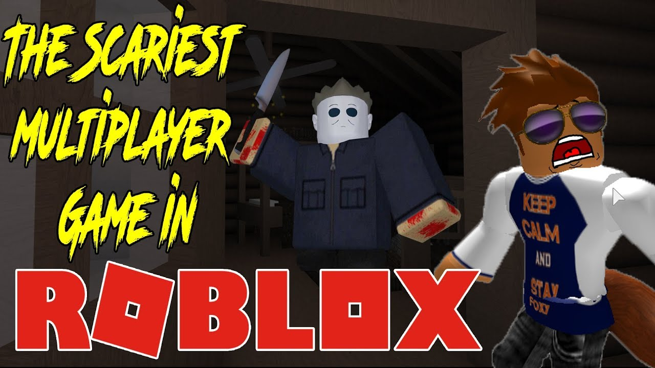Good Horror Games In Roblox Multiplayer The Scariest Multiplayer Game In Roblox W The Murder Mystery Crew Youtube