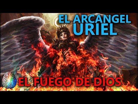 EL ARCANGEL URIEL - El Fuego De Dios - Angeologia