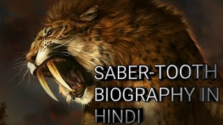 Baixar Discover About Saber Tooth in Hindi Animal #Sabertooth #Smilodon