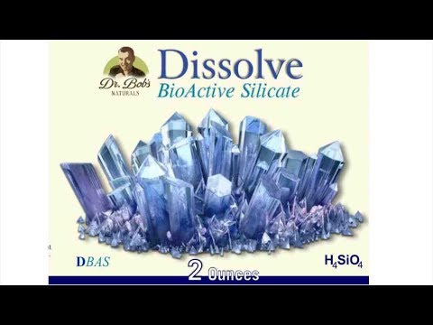 BioActive Silicate For Biofilm And Nano-bacteria Removal