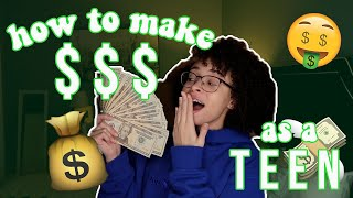 how-to-make-money-as-a-teen-aliyah-simone