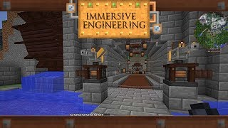 Immersive Engineering | Episode 26 | Turret!