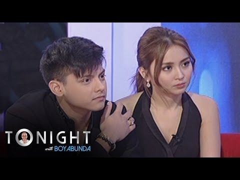 TWBA: What's keeping KathNiel from officially being a couple?