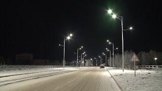 В Апатитах будет модернизировано уличное освещение