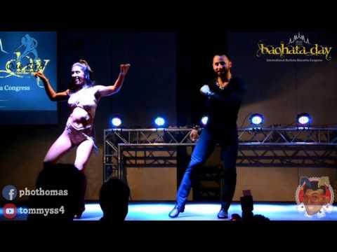 Que Rico Dance Company Jorge Contreras & Aubrey [Show] @ Bachata Day 2016