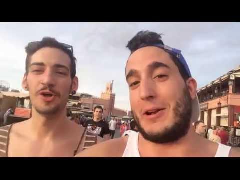 Como viajar a Marruecos con 200 euros de presupuesto (Parte I) - Marrakech