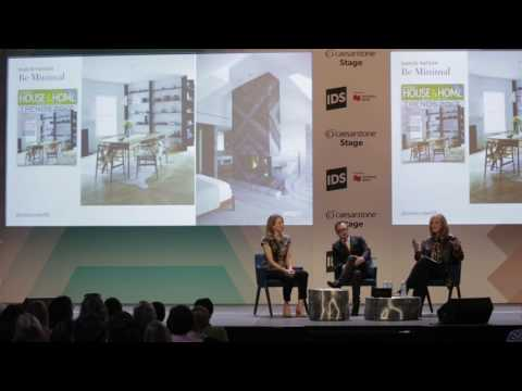 IDS17: Get Interior Design Tips From Tommy Smythe, Darcie Watson & Lynda Reeves