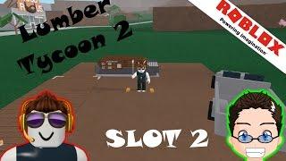 Roblox - Lumber Tycoon 2 - Fresh Start (slot 2)