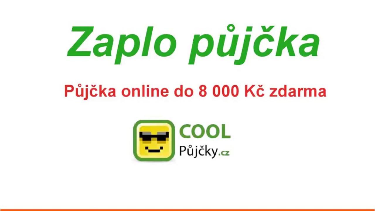Recenze půjčky Zaplo - YouTube.