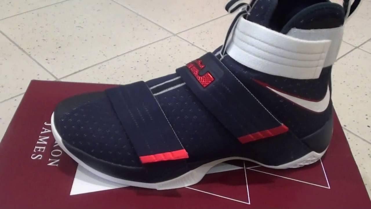 cb1dd285d832 Nike Lebron Soldier 10 SFG