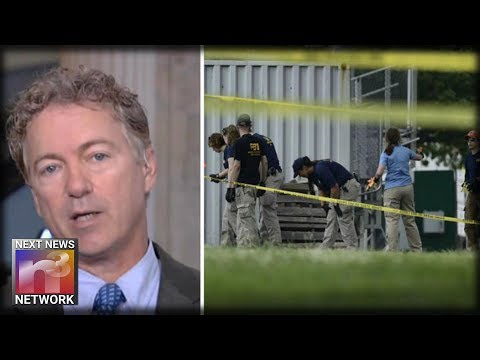 Rand Paul Reveals The ONE THING The Media Hid From The Public About GOP Baseball Attacker