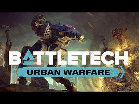 Battletech - Urban Warfare.... |