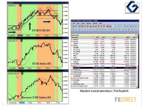 Sergey Kamenshikov, Ph.D.: Currency indexes: natural trading approach