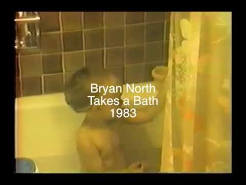 Bryan in the Tub 1983