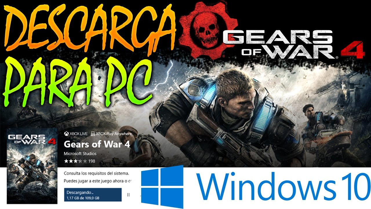 Gears Of War 2 Free Download Full PC Game
