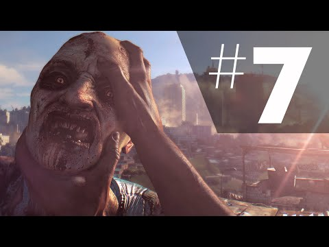 Dying Light - Free Running | Parkour POV Gameplay (PC HD) [1080p]