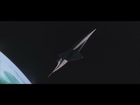 【2001太空漫游上】影史第一的科幻电影,到底神在那里!
