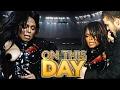 JANET JACKSON'S SUPER BOWL NIP SLIP | ON THIS DAY Feb 1st | Ronda Rousey & Harry Styles BIRTHDAY