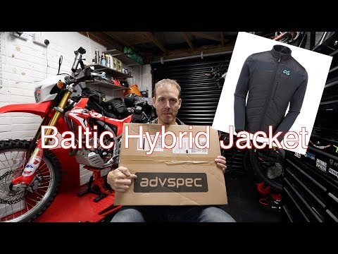 Adventure Spec Baltic Hybrid Jacket: Reviewed And Tested