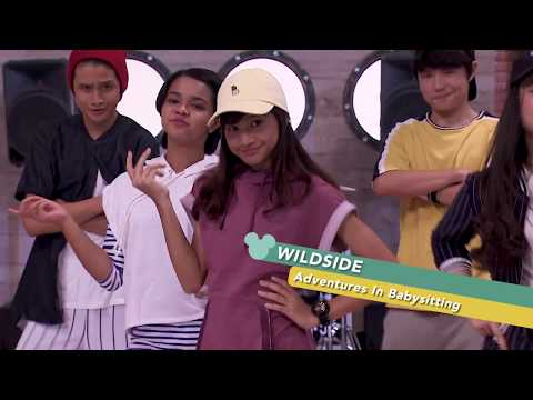 Club Mickey Mouse | 'Wild Side' | Disney Channel Asia