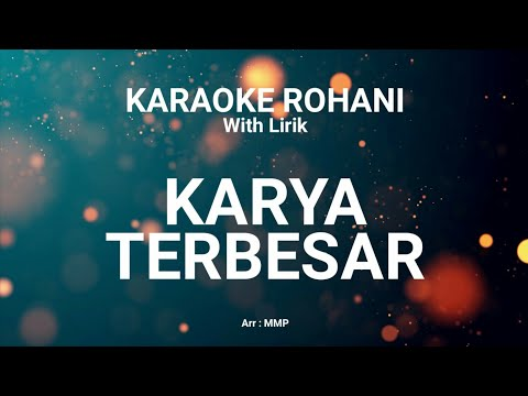 karya-terbesar---karaoke-rohani-kristen