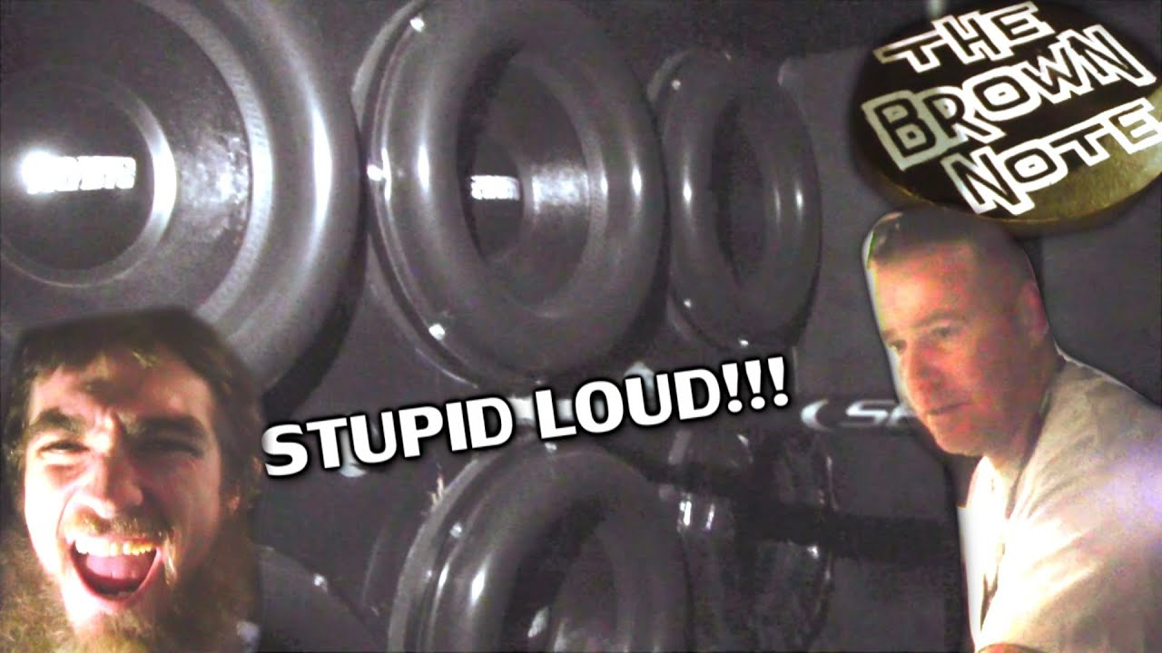 Loudest Bass Demo At Sbn 2014 Scotts Insane Loud Car